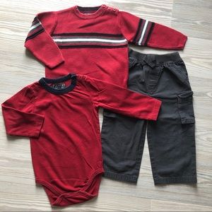 Other - Buy3get1free ⭐️ 24 Month Outfit Bundle